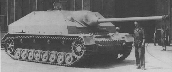 Sd.kfz.162 Panzerjager IV L/70...