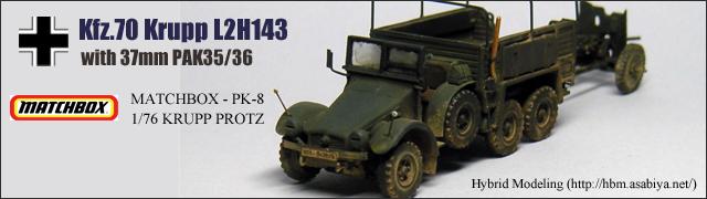 Kfz.70 Krupp L2H143