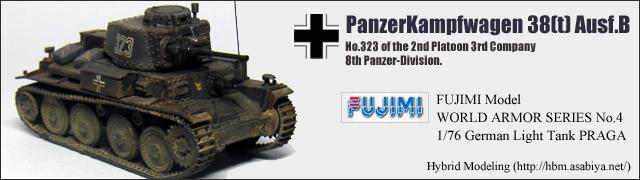 Pzkfw38(t) Ausf.B