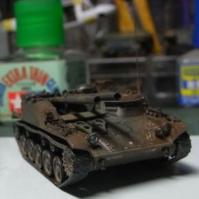 60式自走106mm無反動砲 C型