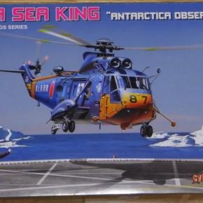 S-61A-1 SEA KING 南極観測隊仕様