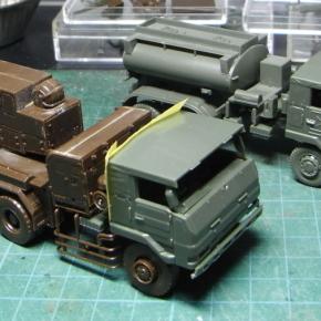 73式大型トラック 派生車両 その1