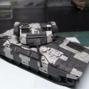 89式装甲戦闘車 完成