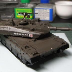 10式戦車 試作車(2号車仕様)