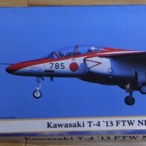 川崎 T-4 第13飛行教育団 レッドドルフィン@ハセガワ