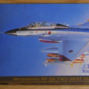 三菱 XF-2B@ハセガワ