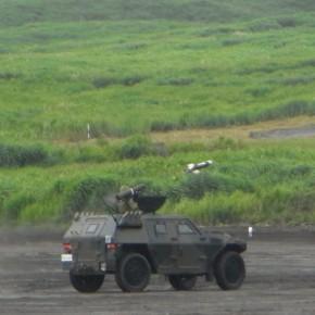 平成26年度富士総合火力演習 前段演習