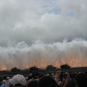 平成26年度富士総合火力演習