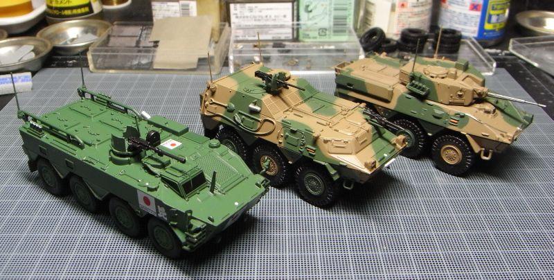 60式装甲車