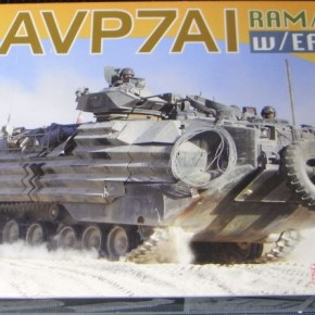 1/72 AAVP7A1 RAM/RS with EAAK 陸上自衛隊Ver.@Dragon ①
