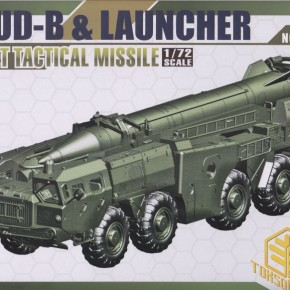 Scud-B & Launcher @ Tokso Model