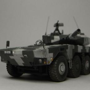 1/72 機動戦闘車(デジタル都市迷彩)@アオシマ 受賞しました