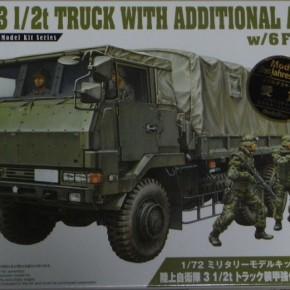 73式大型トラック装甲強化型