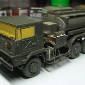 3トン半 改良型 燃料タンク車 ①