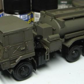 3トン半 改良型 燃料タンク車 ②