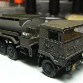 3トン半 改良型 燃料タンク車 ③