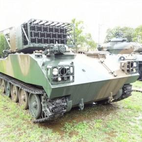 75式130mm自走多連装ロケット弾発射機@善通寺駐屯地
