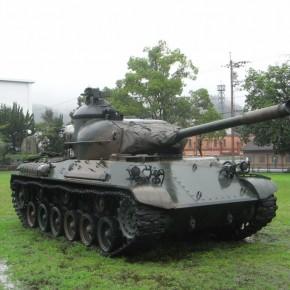 61式戦車@善通寺駐屯地
