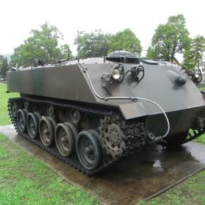 60式装甲車@善通寺駐屯地