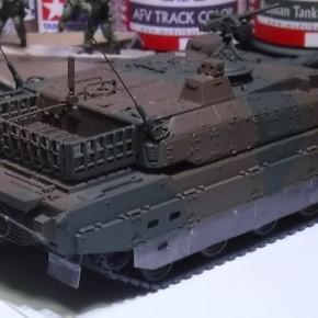 10式戦車 量産型 ④