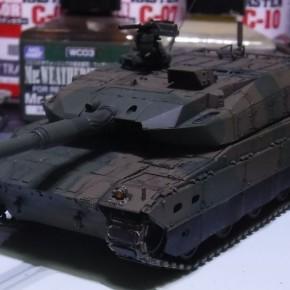 10式戦車 量産型 ⑥