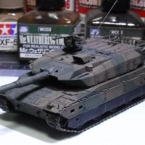 10式戦車 量産型 ⑦