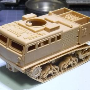 18t牽引車 M4 ①