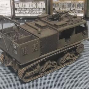 18t牽引車 M4 ⑥