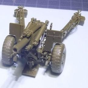 58式155mm榴弾砲 ②