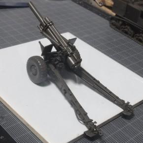 58式155mm榴弾砲 ③