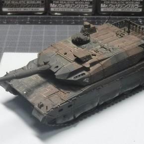 10式戦車 量産型 ⑧