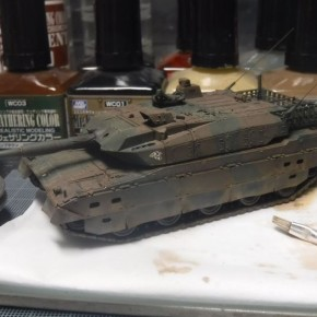 10式戦車 量産型 ⑨