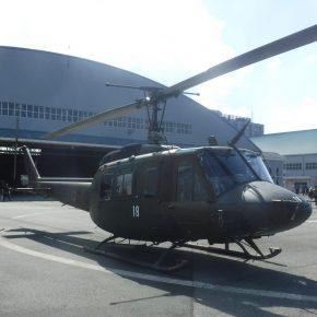 UH-1J@第44回木更津航空祭