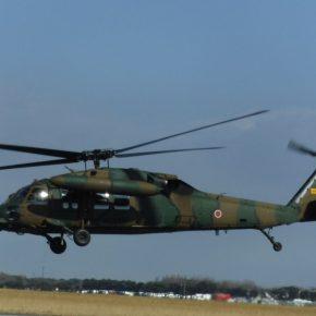 UH-60JA@第43~44回木更津航空祭