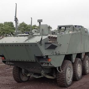 装輪装甲車(改)