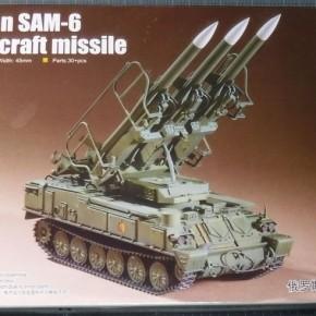 Russian SAM-6@Trumpeter