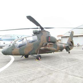 OH-1@第43~44回木更津航空祭