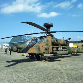 AH-64D@第43~44回木更津航空祭