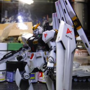 閑話休題:RX-93 νガンダム