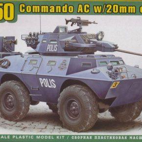V-150 Commando AC w/20mm cannon@ACE Model