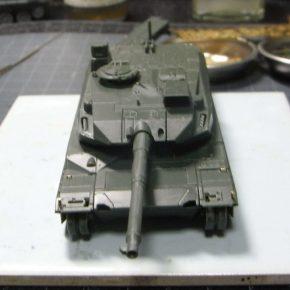アオシマ 1/72 ミリタリーシリーズ 陸上自衛隊 10式戦車&特大型セミトレーラ 4