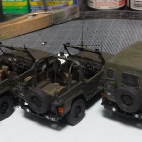 73式小型トラック(新型)②