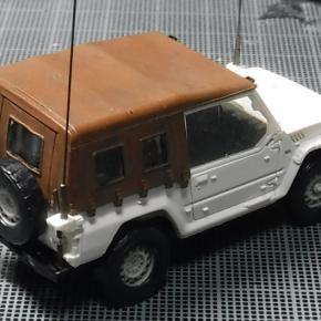 73式小型トラック(新型)海外派遣仕様①