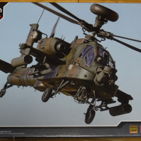 MONO CHROME 1/72 陸上自衛隊 AH-64D