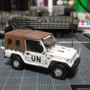 73式小型トラック(新型)海外派遣仕様③