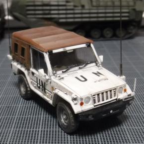 73式小型トラック(新型)海外派遣仕様④