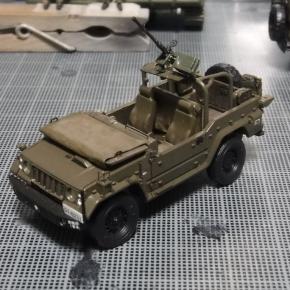 73式小型トラック(新型)武装仕様③