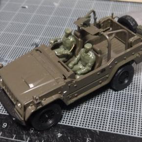 73式小型トラック(新型)武装仕様④
