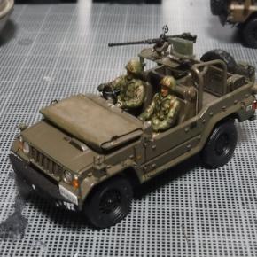 73式小型トラック(新型)武装仕様⑤
