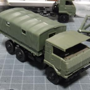 73式大型トラック(新型) 海外派遣仕様①